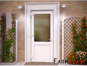 External PVC Doors EDA-5
