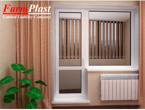 Balcony Doors EDP-5