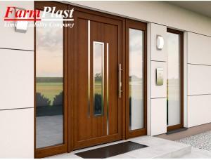 External PVC Doors EDA-11