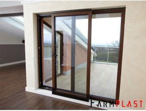 Սլայդ դռներ EDK-3
