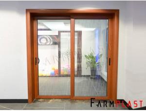 Շարժական դռներ գրասենյակի EDK-4