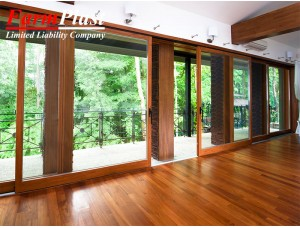 Sliding Door Balcony EDK-5