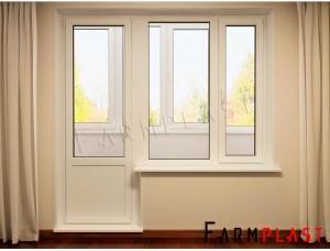 PVC Doors EDP-1