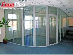 Office partitions OD-1